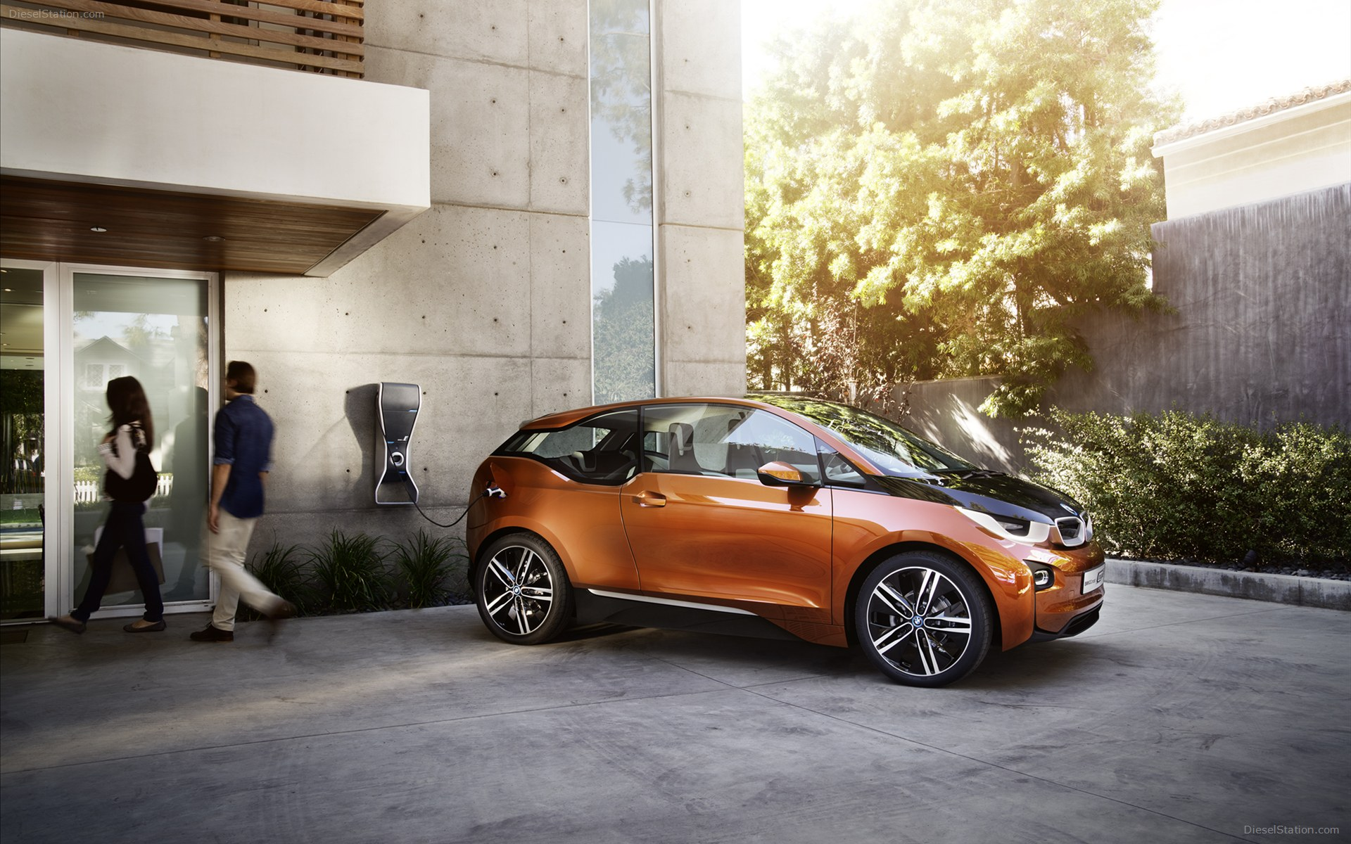 BMW-i3-HD-Wallpaper