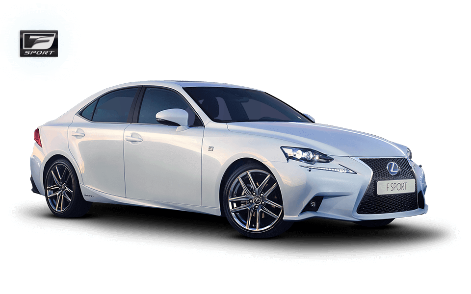 Lexus IS 300H LLD Image